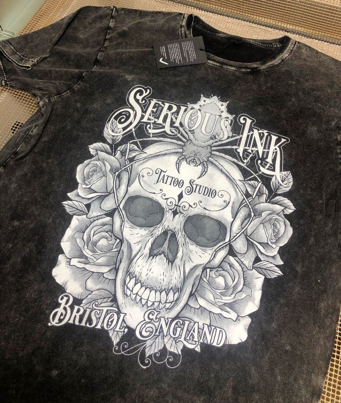 Serious Ink Tattoo Studio
